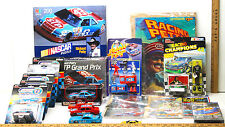 Vintage Richard Petty Sr Mixed Memorabilia Lot Die Cast+Model+Puzzle+Comics+Mags