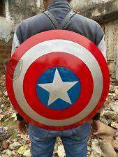 Captain America Shield Cosplay Avengers replica , LARP, Combat Shield Best Gift