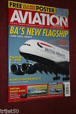 Aviation News 2013 December BA A380,USAF KC-97,T-33,Ralale,Bombardier