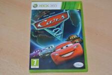 Disney Pixar Cars 2 Xbox 360 UK PAL ** abspielbar auf XBOX One **