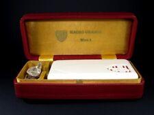 RARE VINTAGE 1951's. AUSTRIA, WIEN, RADIO *VIENNA* Model: URANIA in ORIGINAL BOX