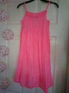 Primark summer Spotty Dress Bnwt 6-7