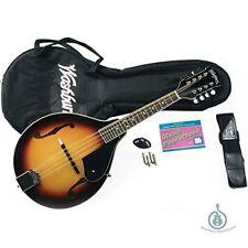 Washburn, 8-String Mandolin, Tobacco Sunburst (M1K-A)