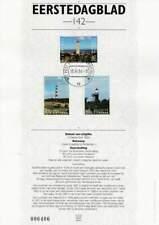 Nederland Eerstedagblad 1994 EDB 142 - Vuurtorens / Lighthouses