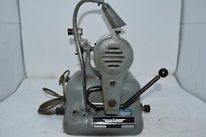 METEOR CH-3 Twist Drill Bit Tool Grinder, Swiss Made