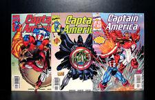 COMICS: Marvel: Captain America #25-27 (vol 3, 2000) - RARE