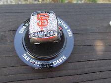2014 WORLD SERIES CHAMPIONS REPLICA RING SAN FRANCISCO GIANTS SF NIB SGA