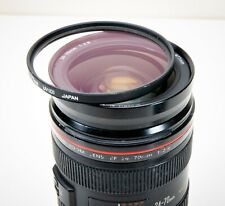 Canon EF 24-70mm f/2.8 USM Telephoto Zoom Lens 8014a002 WITH FSTOP ISSUE