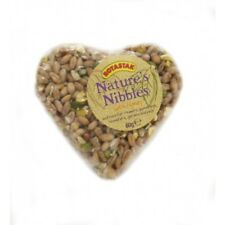 ROTASTAK Natures Nibbles SHAPES Honey Vegetable Fruit Seed Small Animal Treats