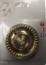 Honeywell Rpw318A Wired Illuminated Brass Door Bell Push Button