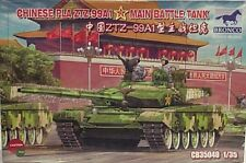 Bronco 1/35 Chinese Main Battle Tank ZTZ 99A1 New 35040