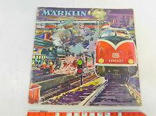 AV340-0,5 # Märklin/Marklin Catalogo 1962/63 D DM (Senza Buono Acquisto)