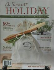 On Somerset Holiday Vol 10 2016 Easy Ideas Gift Giving Decor FREE SHIPPING sb