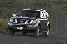 NISSAN PATHFINDER R51 TI550 V9X V6 TURBODIESEL 2010-2012 WORKSHOP SERVICE MANUAL