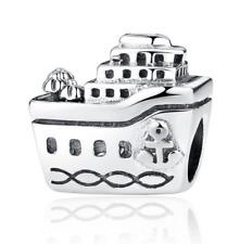 Cruise Ship Charm 100% 925 Sterling Silver Pandora