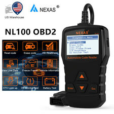 Car OBD2 EOBD Code Reader Automotive Engine Check Fault Scanner Diagnostic Tool