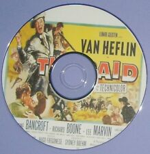 WESTERN 38: THE RAID (1954) Hugo Fregonese, Heflin, Bancroft, Boone, Marvin