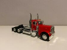 DCP RED 1/64 PETERBILT 379 DAY CAB