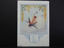 Fairies Children Arthur H Buckland 1 Double Sided Page Illustrated London News 2