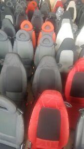 sedile smart fortwo 450 dal 1999 al 2006 diversi colori