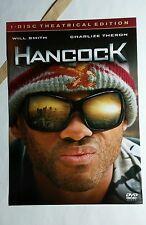 HANCOCK SMITH SUNGLASSES HAT SMIRK MOVIE 5x7 FLYER MINI POSTER (NOT A movie)