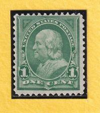 US STAMP SC# 279 1c 1898 *MINT NG CV$9.00 601