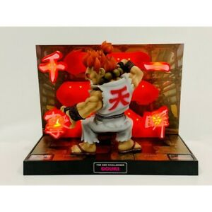 Big Boys Toys Street Fighter Akuma Exclusive Figure T.N.C. line RARE Imported!
