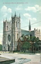 YOUNGSTOWN OH – St. Columbia Church - udb (pre 1908)