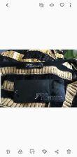 Women's Short Sleeve Wrap Dress, Black - Size 8