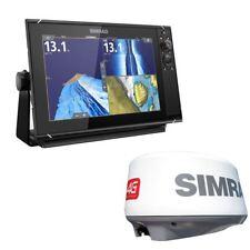"Simrad NSS7 EVO3 7"" MFD 4G Radar Bundle with Insight Charts  000-13790-001"