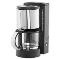 Medion Coffeemaker Edelstahl Filter Kaffeemaschine mit Warmhaltefunktion MD17192