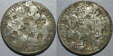 1794 FM Mexico 8 Reales ~ Heavy CHOPMARKS ~ Spanish Colonial ~ Silver ~ CM4