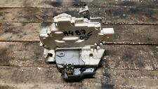 AUDI A4 B7 FRONT RIGHT DRIVER SIDE LOOR LOCK MECHANISM 8E2839016AA