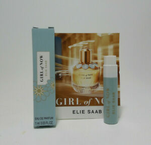 Elie Saab Girl of Now eau de Parfum 1 ml - 0.03 fl oz Vials