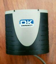 Omnikey 3121 Chipkartenleser Cardman HBCI Banking USB Smart Card Reader