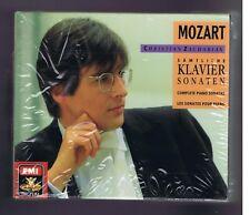 MOZART BOX 6 CDs (SEALED) COMPLETE PIANO SONATAS/ CHRISTIAN ZACHARIAS