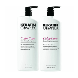 Keratin Complex Color Care Shampoo & Conditioner Set 33.8 Fl Oz Each