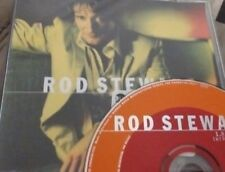 Rod Stewart 'Run Back Into Your Arms' 1 Track Promo CD Single (2000)