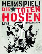 Die Toten Hosen - Heimspiel Live In Düsseldorf  [DVD NEU & OVP]