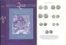 Zecca The Mint of Venice in the Middle Ages by Alan M. Stahl Medieval Coins Book