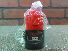 Milwaukee 48-11-2420 M12 2.0 AH RED LITHIUM Battery Pack-***NEW***