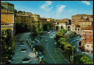 AA2390 Perugia - Città - Street Marconi And Three Bows