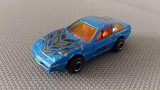 Voiture Miniature Majorette « Chevrolet Corvette N°215 268 » 1/57 Bon Etat.