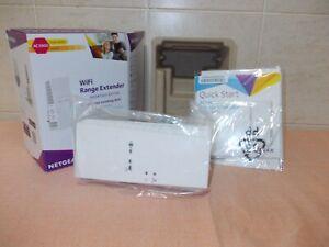 Ripetitore WiFi Extender Mesh Dual Band NETGEAR AC1900
