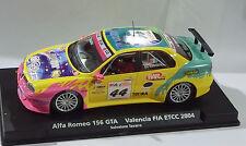 Alfa Romeo 156 GTA Valencia FIA ETCC 2004 Salvatore Tavano Fly 1/32