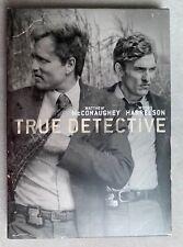 True Detective—Intégrale saison 1—3 DVD—HBO—Neuf