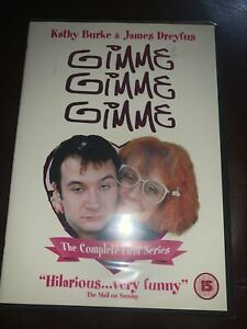 Gimme Gimme Gimme The Complete 1st Series DVD Kathy Burke 2007 BRAND NEW SEALED