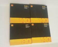 Kodak Carousel 140 slide tray lot of 4 comes with other Variant 80 Slide Tray