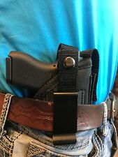 Concealed IWB Gun Holster with Magazine Pouch for Bersa Thunder 380