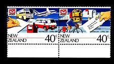 NEW ZEALAND - NUOVA ZELANDA - 1987 - Giornata della Posta